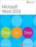 Microsoft Word 2016. Krok po kroku. Pliki ćwiczeń
