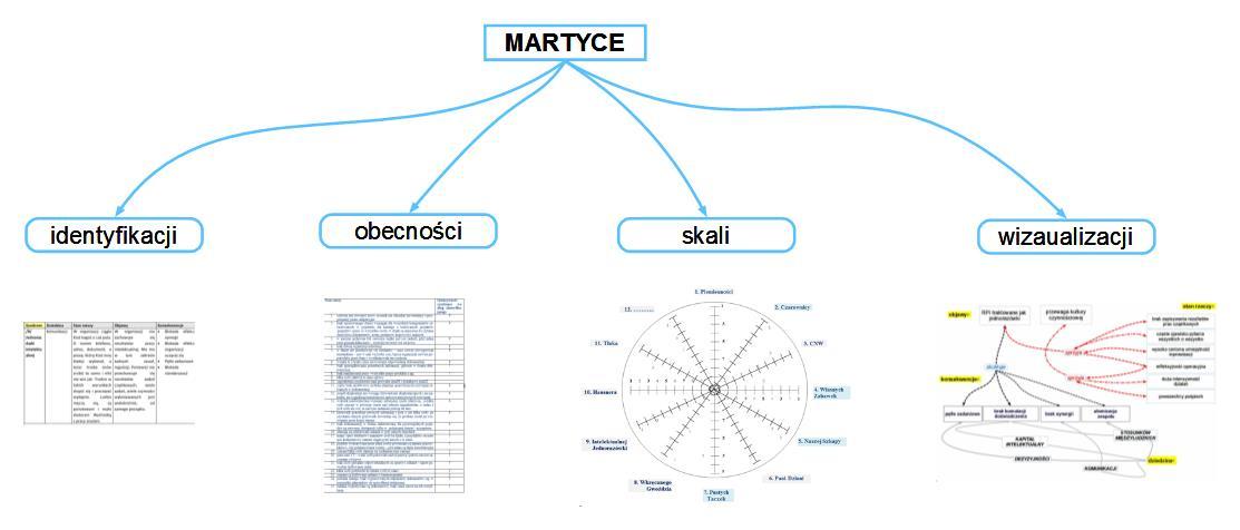 Matryce obecności części diagnostycznej MSE™