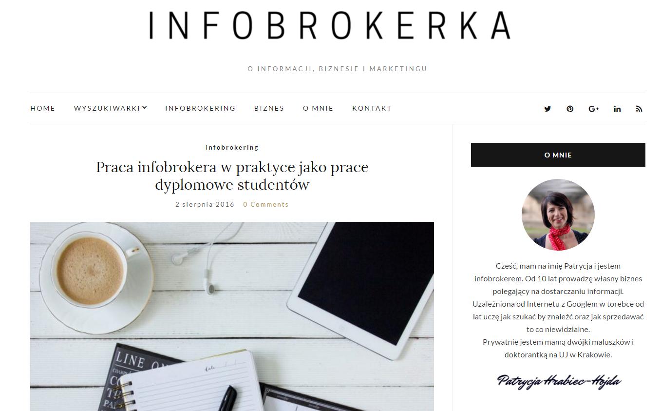 http://www.infobrokerka.pl
